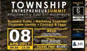 Ekasi Entrepreneurship Summit